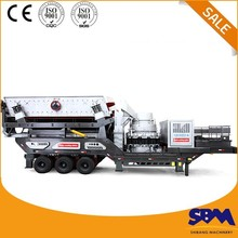 Newest mineral processing mobile crushing plant manufacturers