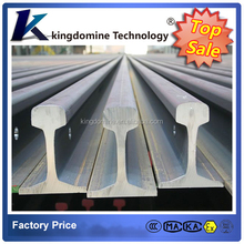 High Quality Steel Rail for Mining locomotive use with good price