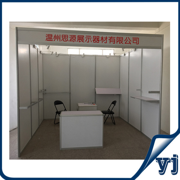 Exhibition Stall Panel Size : Wholesale and durable standard trade show booth