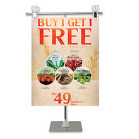 Guangzhou Factory Retail Supermarket Tablet Floor Display Stand