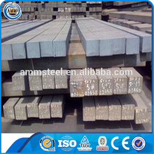 manufacture direct length 6m 9m 12m square billet with low price