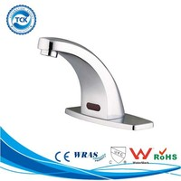 Contemporary Automatic Inductive Bathroom Basin Mixer