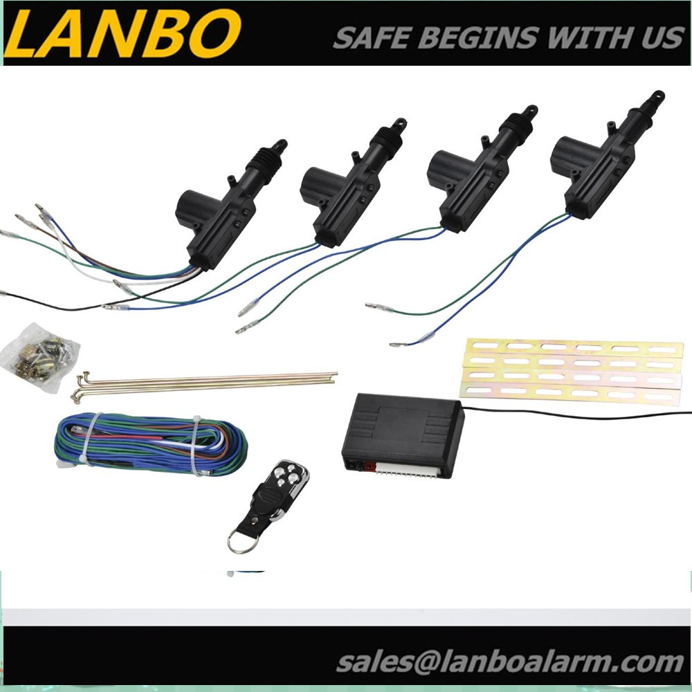 5 Wire Actuatorcentral Locking System Buy Central 2 Actuator Wiring 1