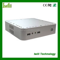"""Cheap S197-H47 mini pc case with 2*2.5"""" HDD"""