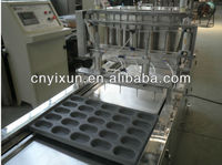 2015 china newly designed commercial ce certificate stainless steel automatic cake printing making machine