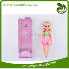 14 inch beautiful fat baby dolls with music moving doll eyes portable sex honey doll toys