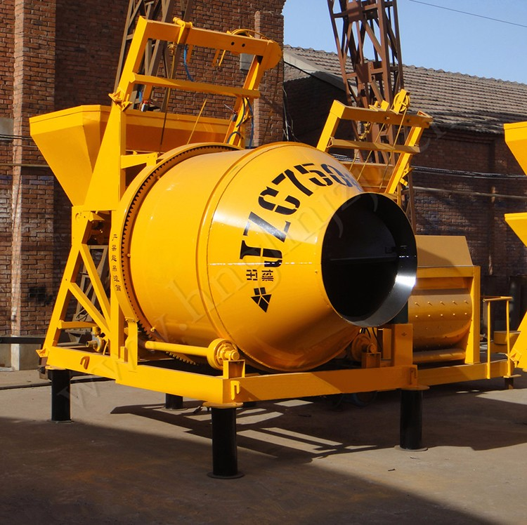 Jamaica portable industrial cement mixer machine.jpg