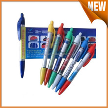 Factory Best Selling banner pen,Beautiful and practical pull out banner pen,ad banner pen