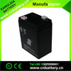 VRLA valve regulated lead acid storage battery 6v4ah for Building intercom