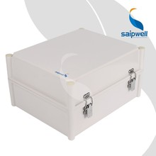 Saip / Saipwell PC ABS Plastic Outdoor Battery Electrical Enclosure Terminal Waterproof Junction Box China Junction Box IP65