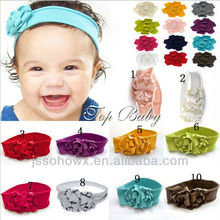 2013 baby fashion knitted headbands