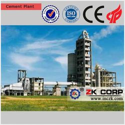 mini cement plant machinery with capacity 100-3000tpd