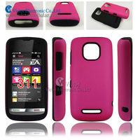Made in China Mobile phone Accessories combo case for Nokia Asha 311