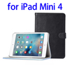Hot Products Sheepskin Texture Leather Tablet Case for iPad Mini 4