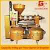 Best selling Trade Assurance !!! YZLXQ140 Guangxin TOP SALES 10T/D MUTI SEED moringa seed oil mill oil press machine