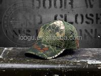 Rattlesnake Baseball Hat Sports Cap