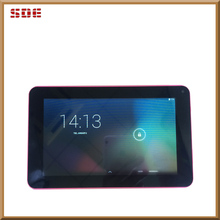 2015 hot sale tablet dual core wifi bluetooth gps / tablet capacitive touch screen
