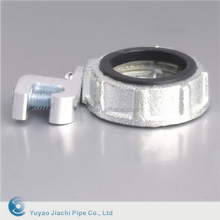 China Manufacturer & Factory & Supplier High Quality Zinc alloy conduit steel bushing