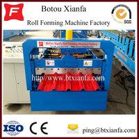 Long Span Metal Siding Roll Forming Machine