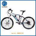 Bicicleta elétrica air suspensão / elétrica mtb atv