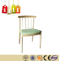 Restaurant chair dinning chair solid wood fabric effezeta dining chairs for sale
