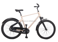 26 inch hollad city bike with automatic 2 speeds / EB5011C / man bike