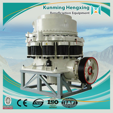 China low cost energy saving efficient cone crusher limestone