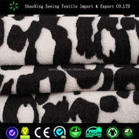 100% polyester knitting rib fabric in tube