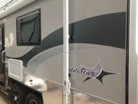recreational vehicle made by Liberty, travel trailer/caravan for sales