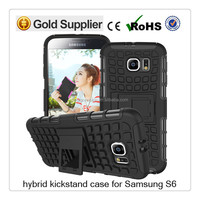 dual layer hybrid case for Samsung Galaxy S6 hot new products for 2015