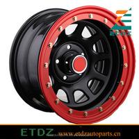 4x4 16 inch Suv Steel Beadlock steel wheel rims