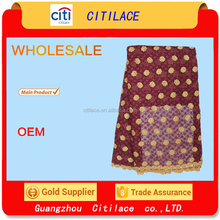 J411-11 african indian cotton swiss guipure lace embroidery fabric wholesale