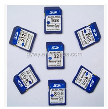 Factory price OEM customized SD card 512MB