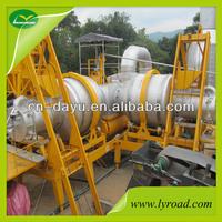 10t-80t/h mobile asphalt plant parker