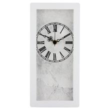 China alarm clock manufacturer latest design wooden antique mantel clocks