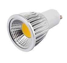 New 3W GU10 COB LED Bulb LED spotlight Warm White LED Celling Light Down Light