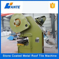 Trade assurance waviness stone coated roof tile