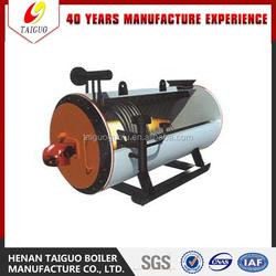 4000000kcal/h capacity thermal oil heating boiler, thermal oil boiler