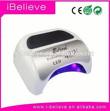 High quality 48W gel curing led ccfl nail lamp 60w gel uv lamp 36w ccfl led n... Nail Dryers & UV/LED Lamps