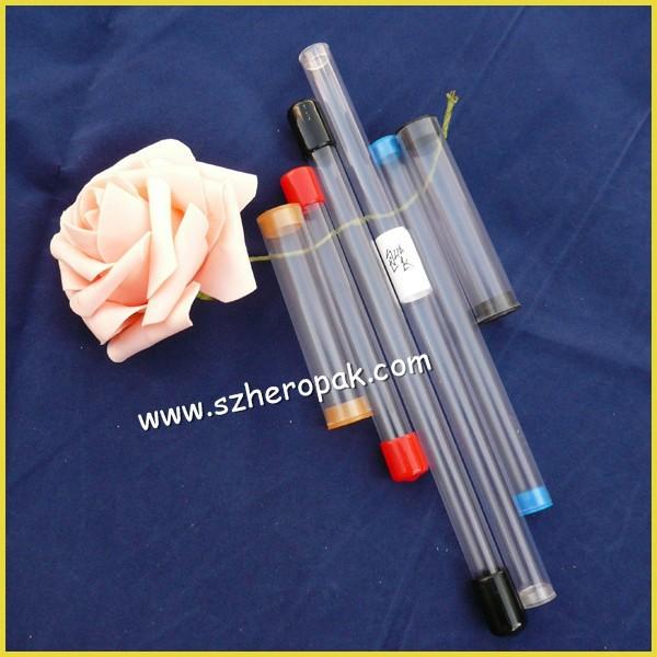 Large diameter acrylic tube see through plastic