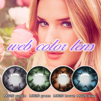 Pink Lady Eyewear Hot Selling Color Contacts You Must Have