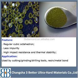 High impact strength and thermal stable Metal Bond Diamond (MBD)