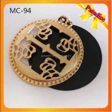 MC94 High Quality Customized Metal Clothing Hang Tag