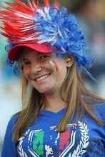 2016 Euro world cup football fan gift raiders key chain
