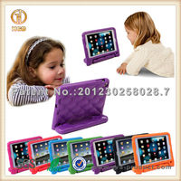 EVA Shock Proof Quilted design case tablet kid proof for ipad mini
