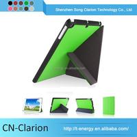 Shockproof Case For Tablet Newest Promotional Leather Case for ipad /Leather Flip Case For iPad Air 2