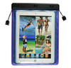 2014 new pvc waterproof bag for ipad air with earphone