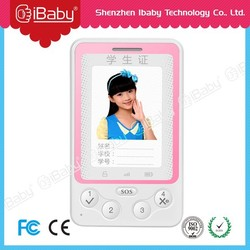Ibaby fashion kids super mini phone C88 GPS small slim size mobile phone