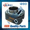 Motorcycle Parts Motorcycle Engine Parts use for Yamaha YB400 ATV Cylinder kit 83mm diameter