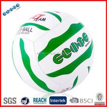 Vente en ligne PVC vessie en caoutchouc volleyball ball 2016